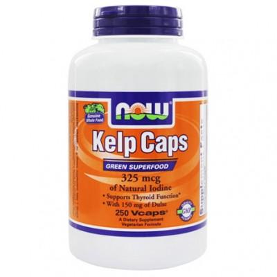 Now Foods Kelp Capsules