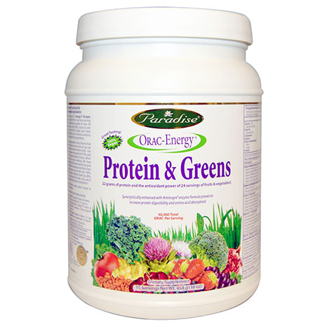 Orac Protein and Greens Powder